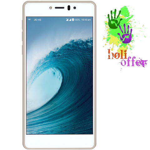 LYF Water 1 (2GB RAM, 16GB, White) - TKM Deals