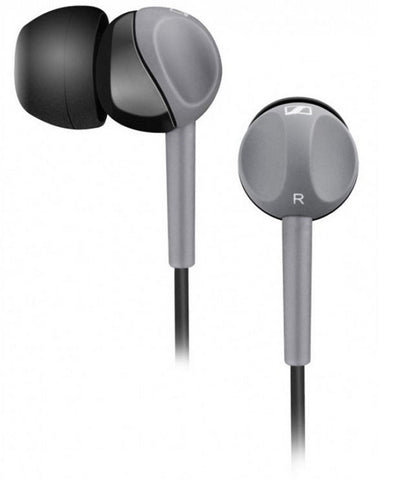 Sennheiser CX 180 Street II In-Ear Headphone (Black) - TKM Deals