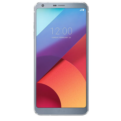LG G6 H870DS FullVision 4GB RAM (Ice Platinum)