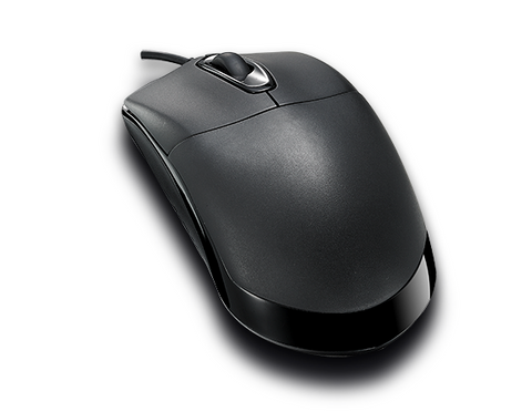 Rapoo N1050 Optical Mouse