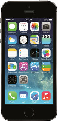 Apple iPhone 5S (Space Grey, with 16 GB) - TKM Deals