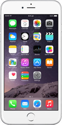 Apple iPhone 6 Plus (Silver, with 16 GB) - TKM Deals
