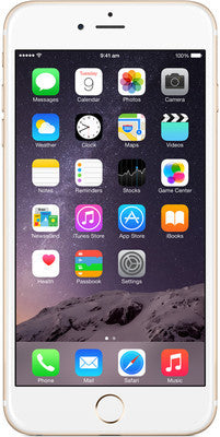 Apple iPhone 6 Plus (Gold, with 16 GB) - TKM Deals