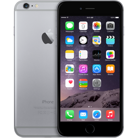 Apple iPhone 6 Plus (Space Grey, 64 GB) - TKM Deals