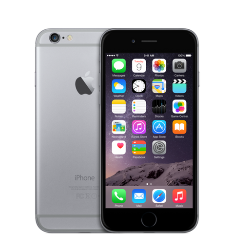 Apple iPhone 6 (Space Grey, 64 GB) - TKM Deals