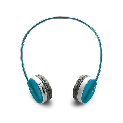 Rapoo Bluetooth Stereo Headset H6020 (Blue) - TKM Deals