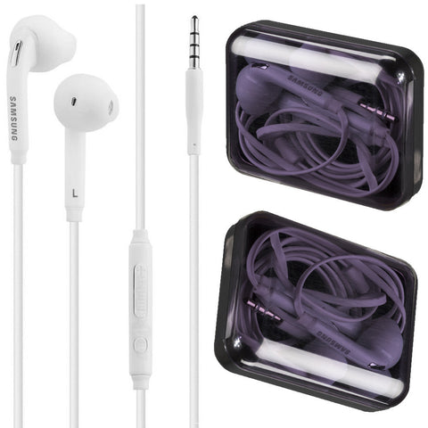 Samsung Galaxy S7/S7 Edge EO-EG920BW In Ear Headphones (Black Jewel Case)