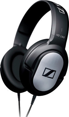 Sennheiser HD 180 (Black, Over-the-ear) - TKM Deals