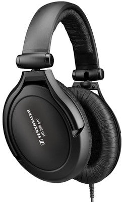 Sennheiser HD 380 Pro Wired Headphones ( Black ) - TKM Deals