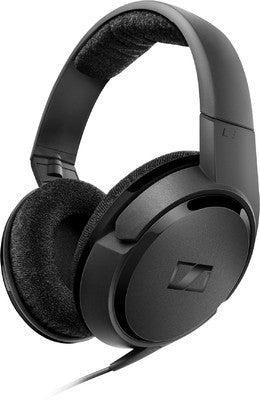 Sennheiser HD 419 Wired Headphones (Black) - TKM Deals