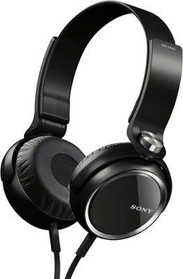 Sony MDR-XB400/BQE Headphones (Black) - TKM Deals