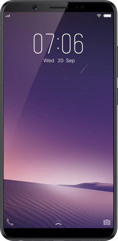 VIVO V7+ (Matte Black, 64 GB)  (4 GB RAM)