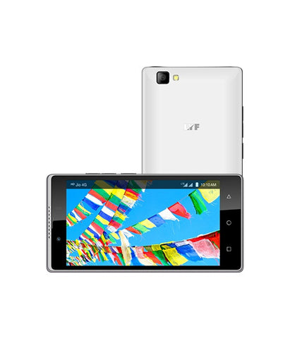 LYF WIND 7 LS-5016 (White,16 GB)
