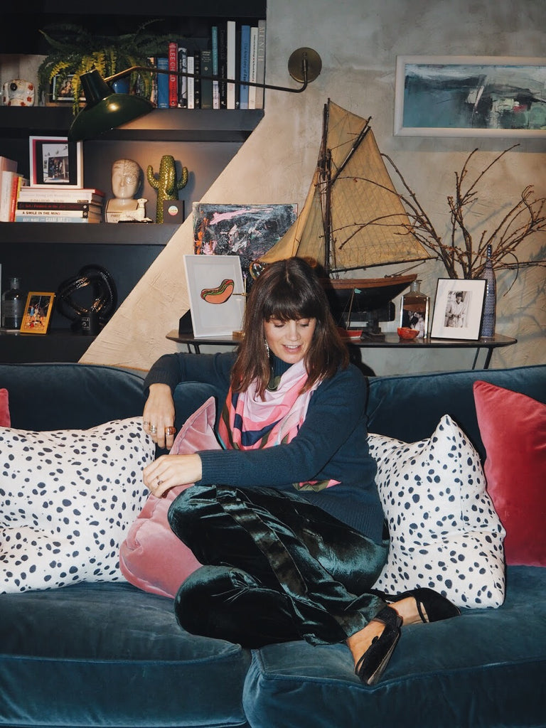 At home with Boden stylist, Sarah Corbett-Winder
