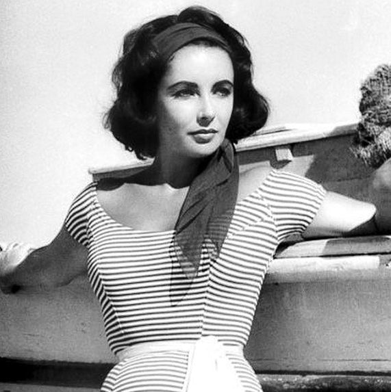 Our muse this week : Elizabeth Taylor