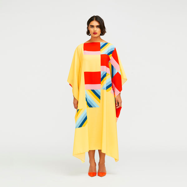 Apollo Scarf Dress