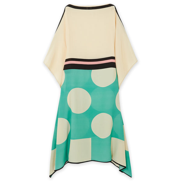 Cecile Long Scarf Dress