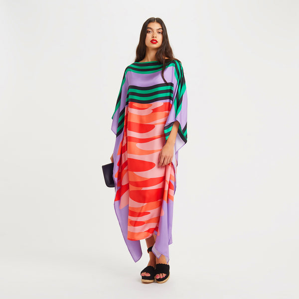 Nicholson Long Scarf Dress