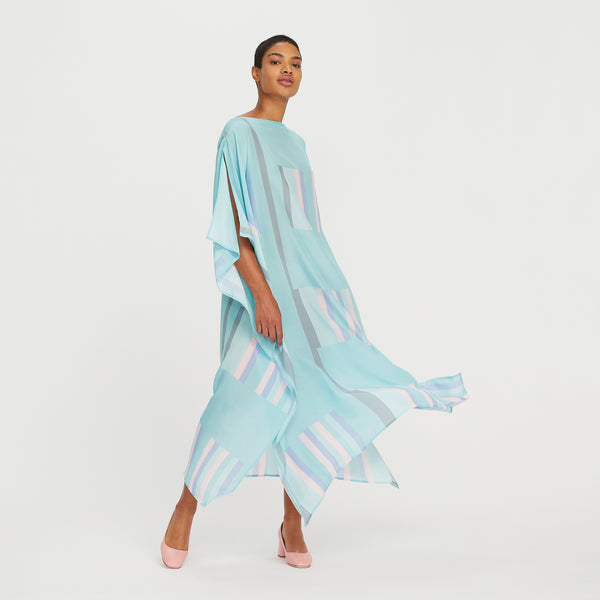 Sibyl Long Scarf Dress