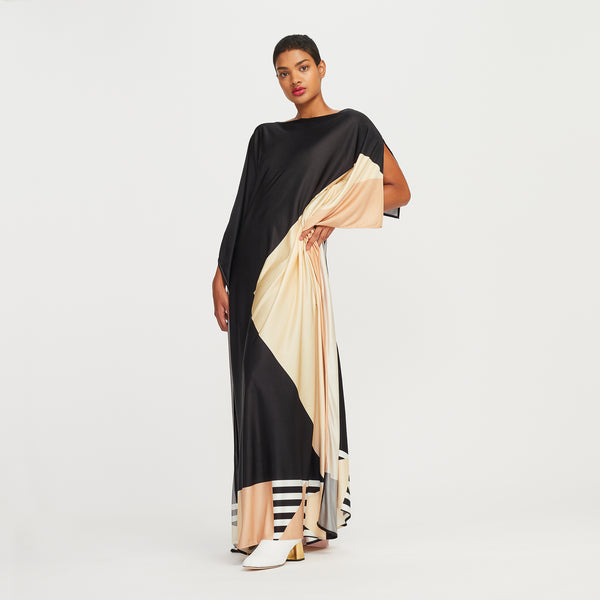 Etta Lux Long Scarf Dress