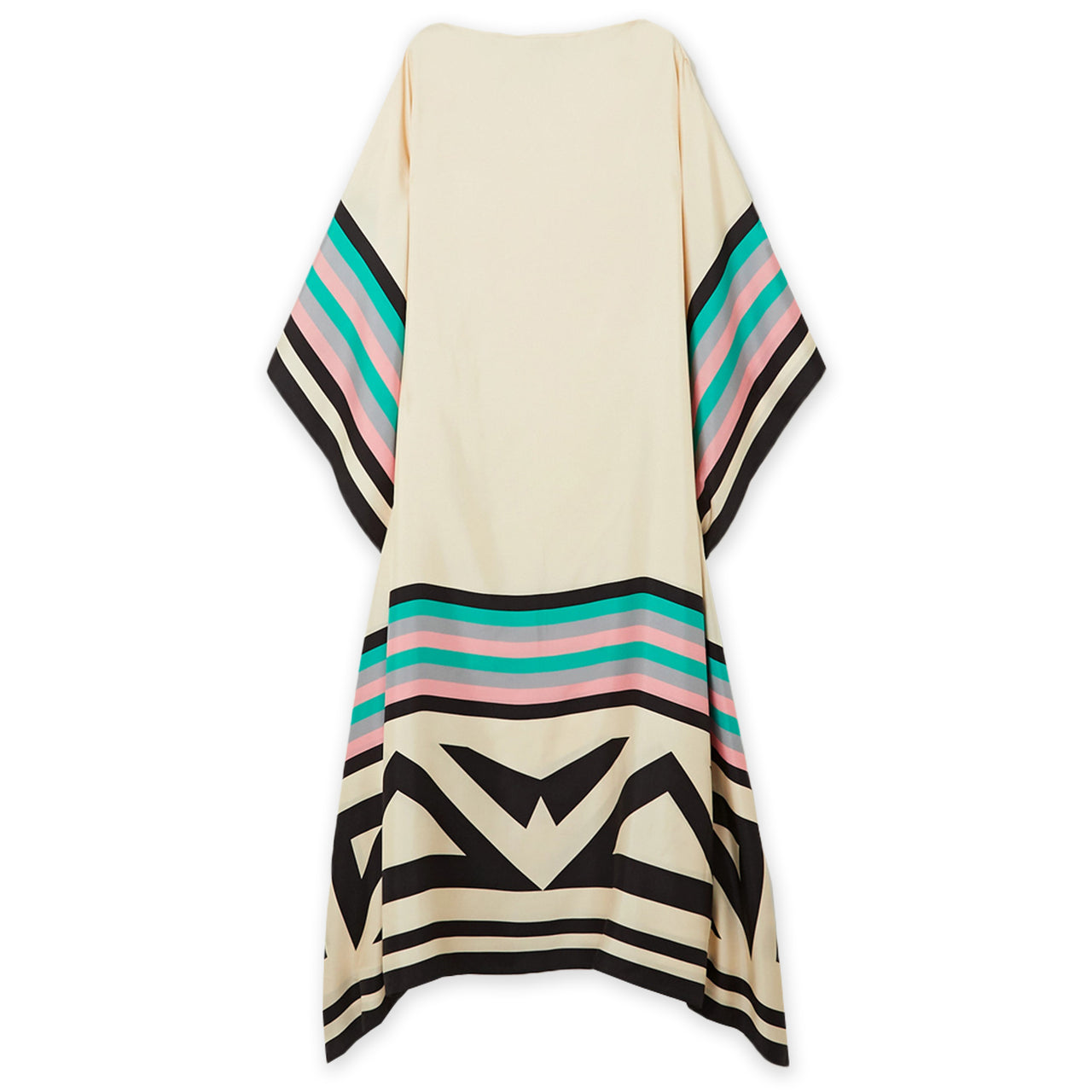 Eliza Long Scarf Dress