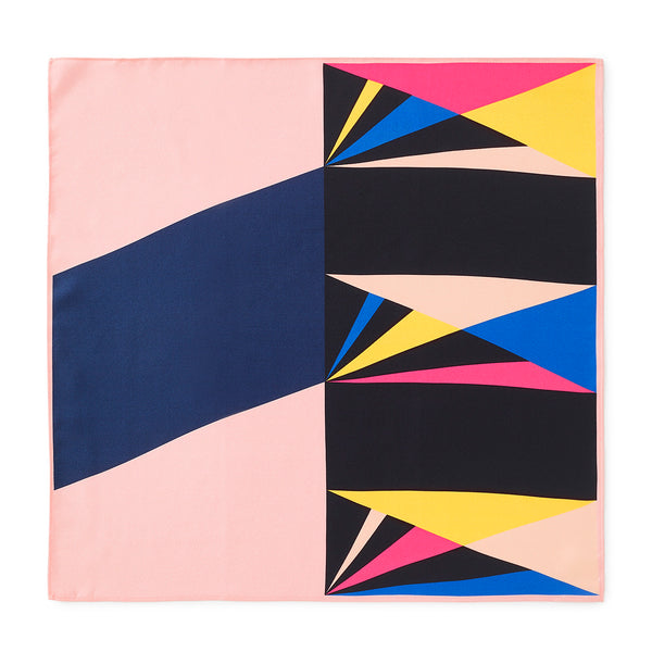 Henri Pocket Square