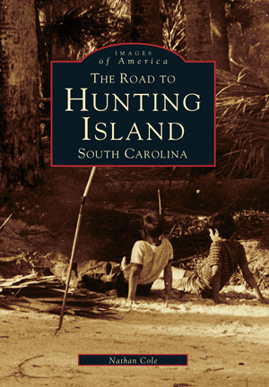 The Road to Hunting Island
