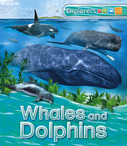 Explorers: Whales and Dolphins
