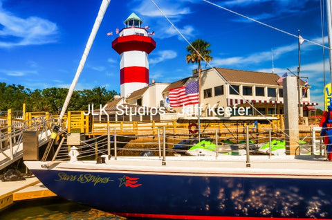 #5 Stars & Stripe at Lighthouses