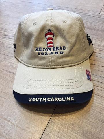 Lighthouse Hat (Beige)