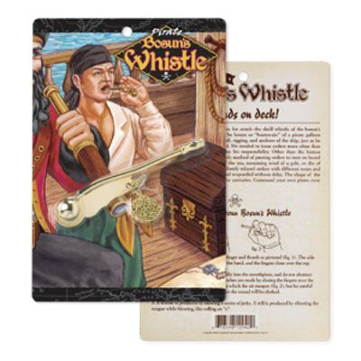 Pirate Whistle