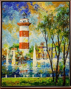 MCI Lighthouse Original Oil