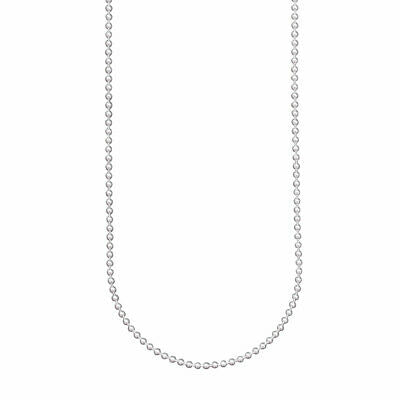 Waxing Poetic Women's Baby Ball Small Chain Necklace S01-30