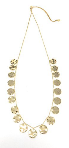 Gorjana Women's Chloe Large Gold-Plated Adjustable Necklace