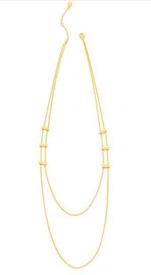 gorjana Women's Gold Zuma Layered Necklace