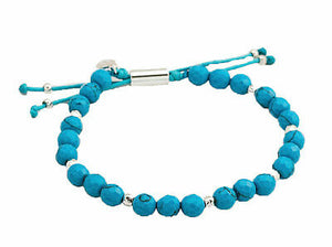 Gorjana Women's Turquoise Healing Power Gemstone Beaded Bracelet