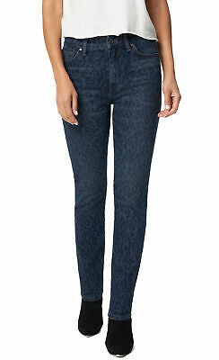 JOE'S Jeans The Milla High Rise Straigh Leg Jeans Indigo Laser