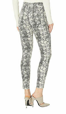 Sam Edelman Stiletto Ankle High Rise Skinny Jeans Pacific Snake