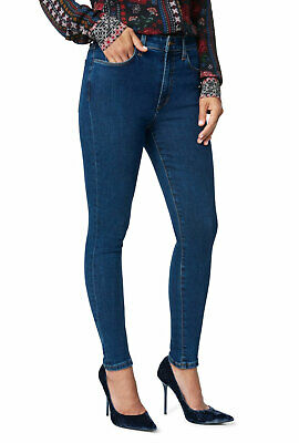 JOE'S Jeans The Charlie High Waist Skinny Jeans Thunderbird
