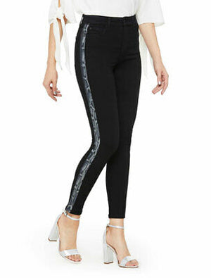 JOE'S Jeans The Charlie Skinny Cobra Black