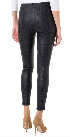 Liverpool Women's Reese Seamed Pull-On Legging Black LM2356Z64 [14; 14]