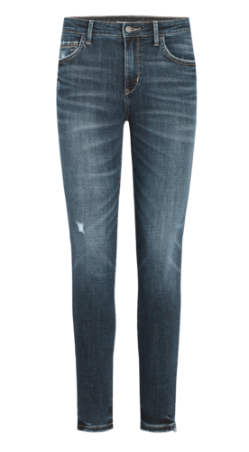 "Sam Edelman ""The Kitten"" High Rise Skinny Jeans Cruise"
