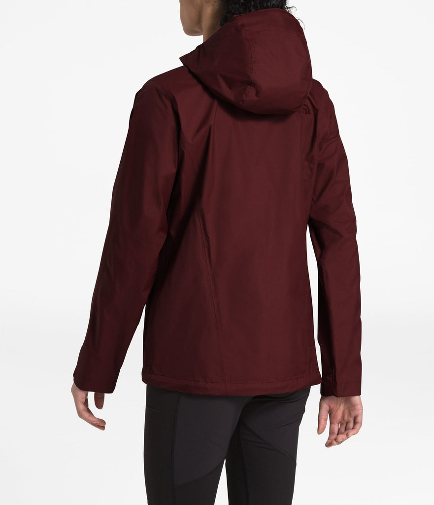 WOMEN'S VENTURE 2 JACKET Deep Garnet Red