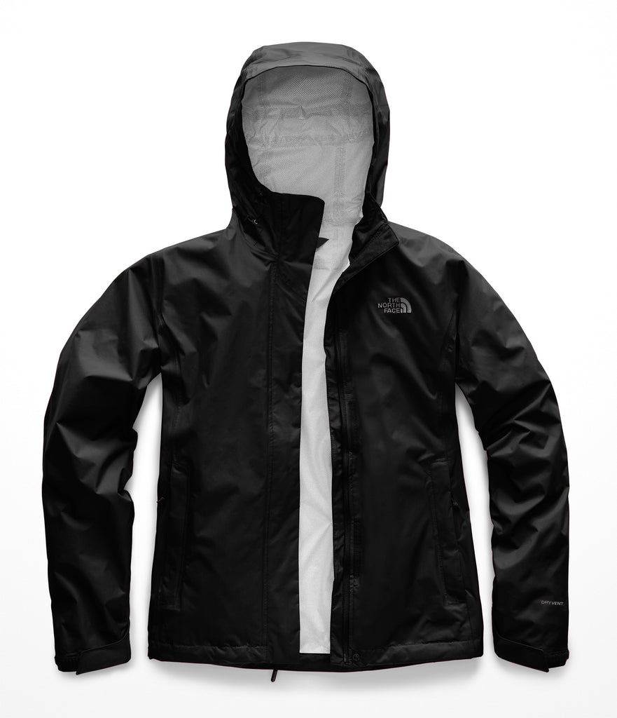 WOMEN'S VENTURE 2 JACKET TNF Black