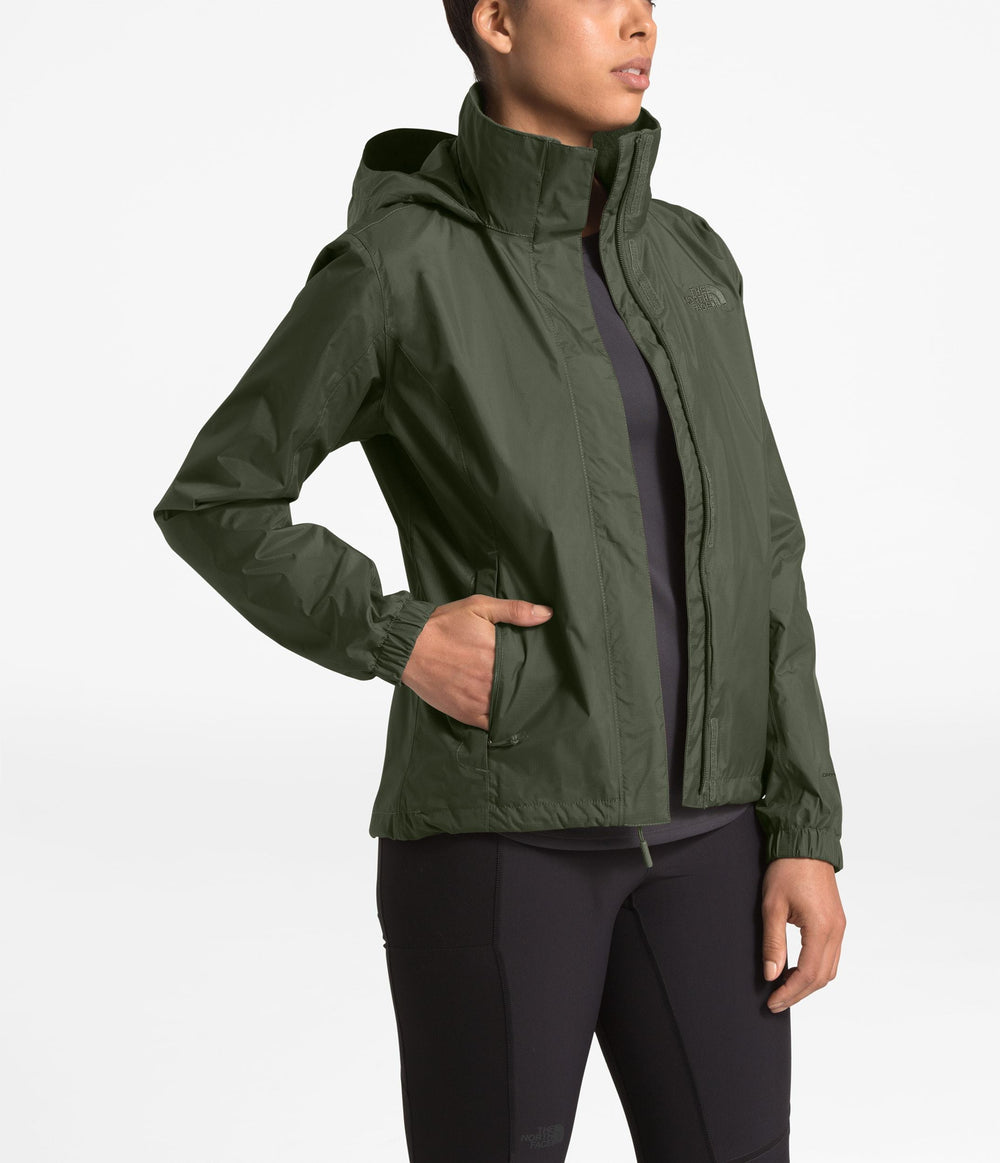 WOMEN'S RESOLVE 2 JACKET New Taupe Green