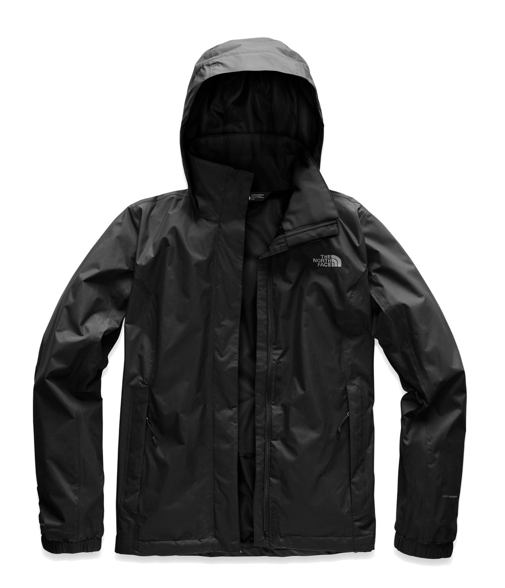 WOMEN'S RESOLVE 2 JACKET TNF Black