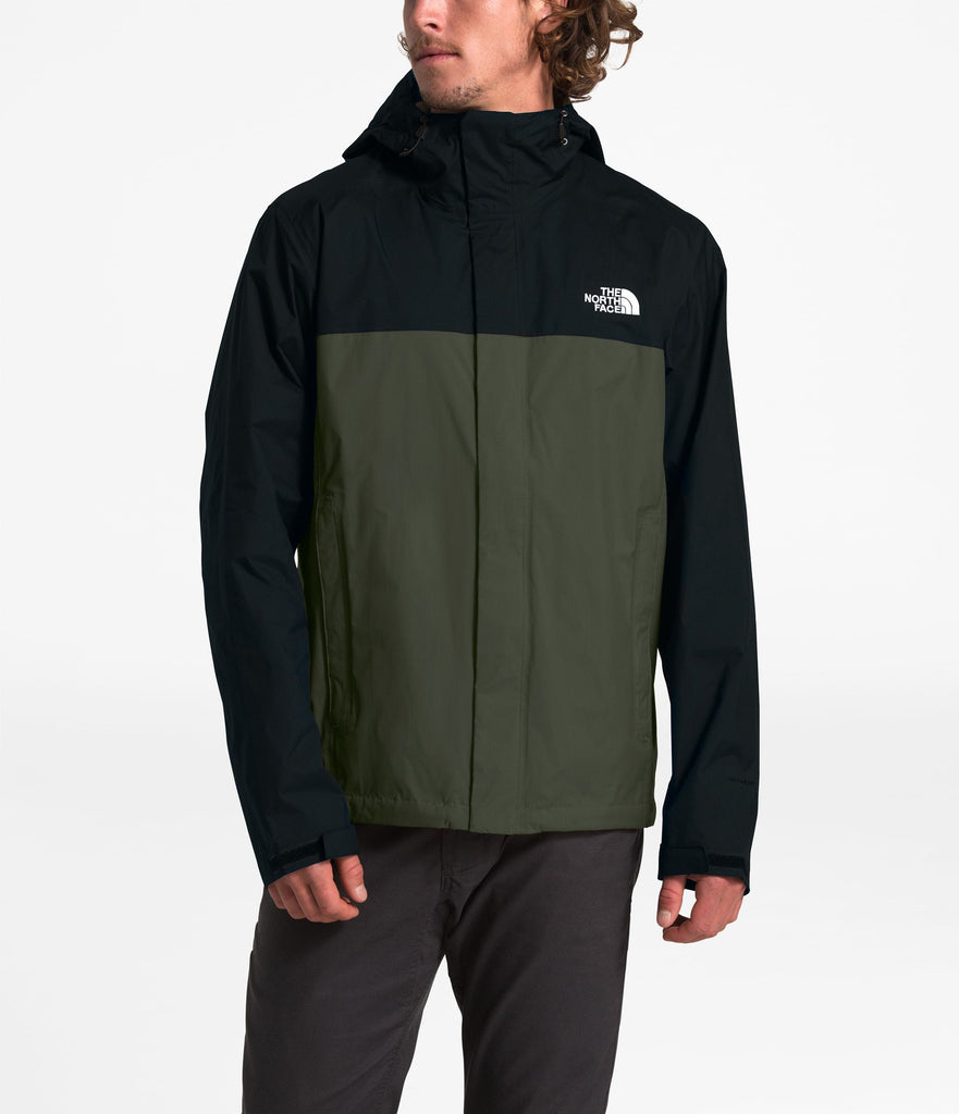 MEN'S VENTURE 2 JACKET New Taupe Green/TNF Black/TNF White