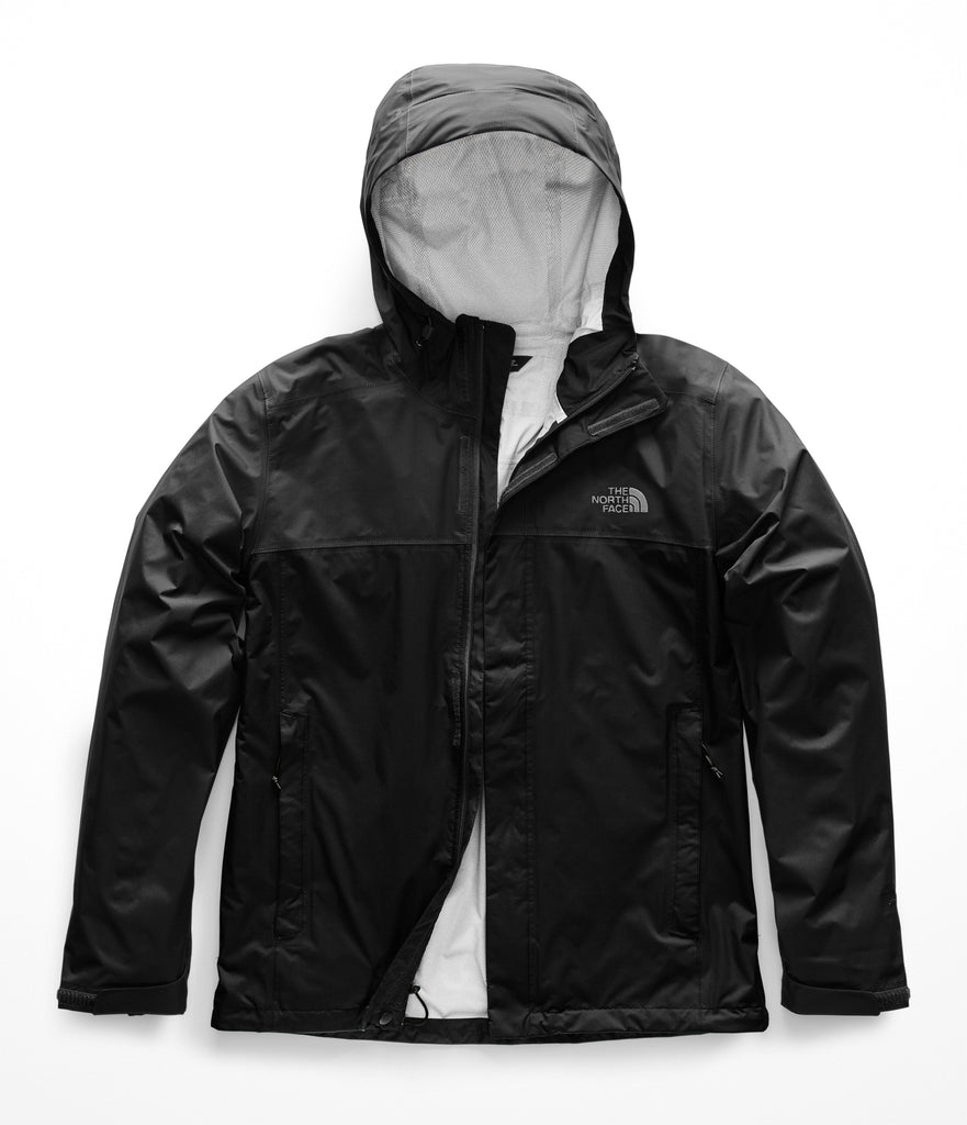 MEN'S VENTURE 2 JACKET TNF Black/TNF Black