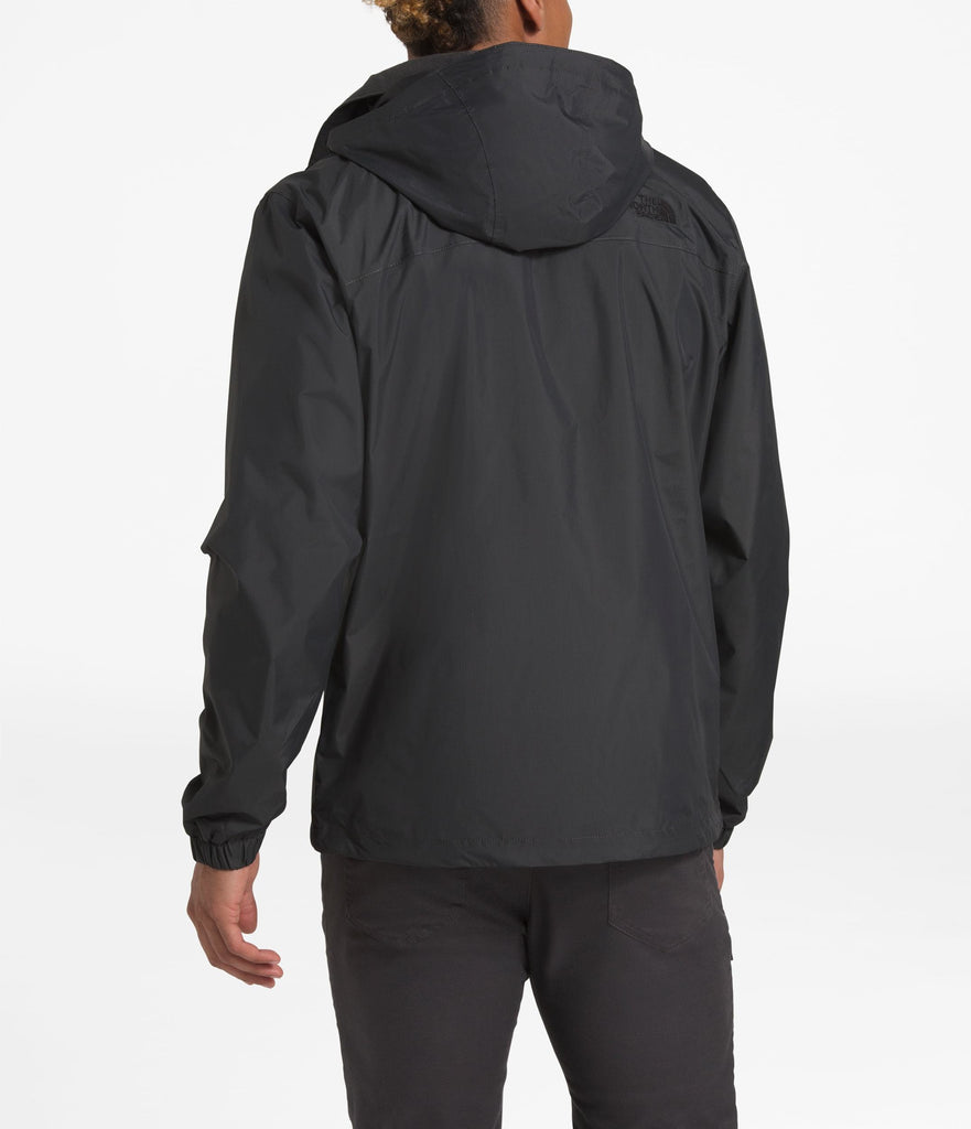MEN'S RESOLVE 2 JACKET Asphalt Grey/TNF Black
