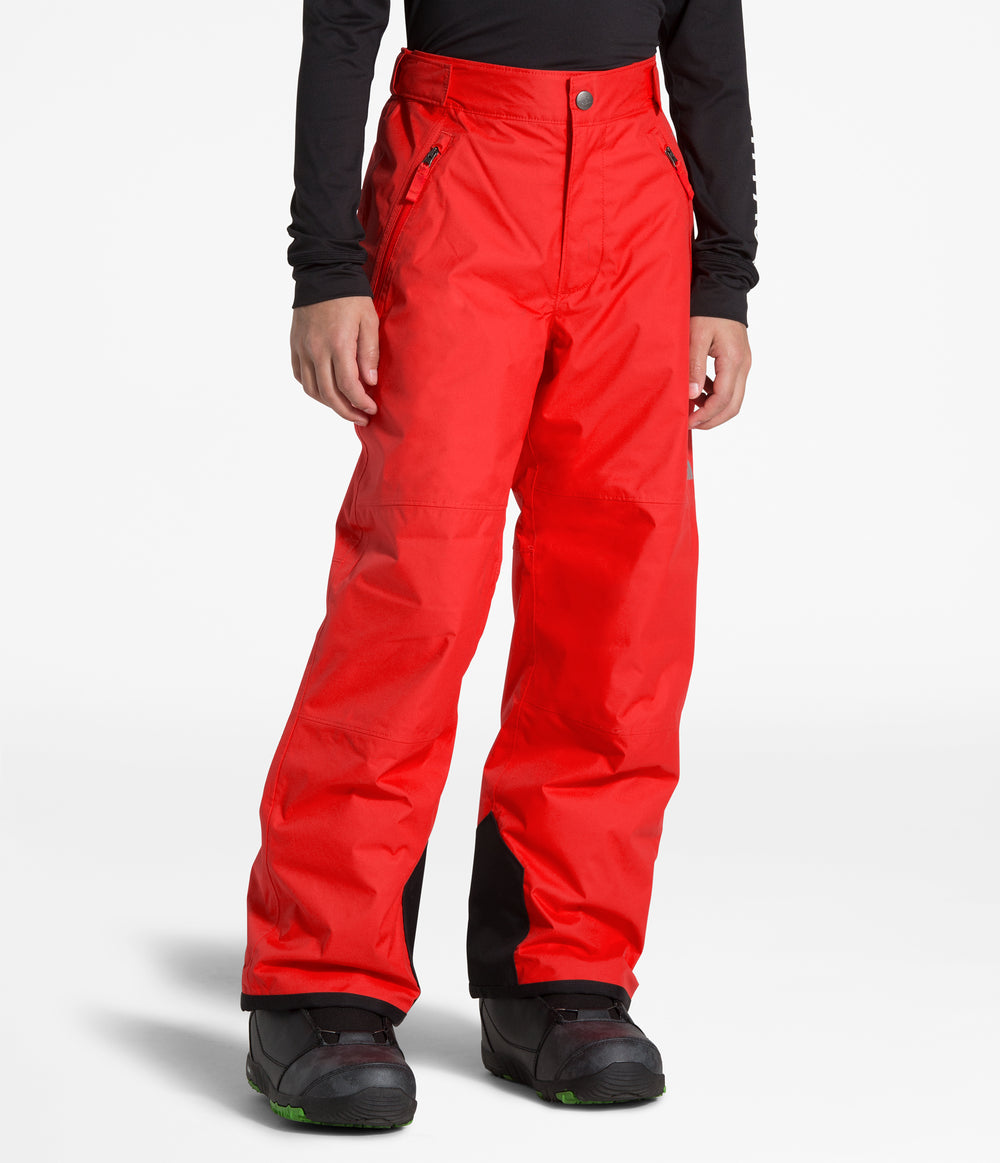 BOYS' FREEDOM INSULATED PANT Fiery Red